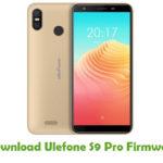 Ulefone S9 Pro Firmware