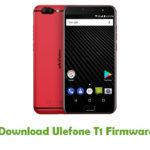 Ulefone T1 Firmware