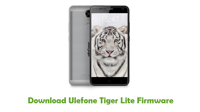 Download Ulefone Tiger Lite Firmware