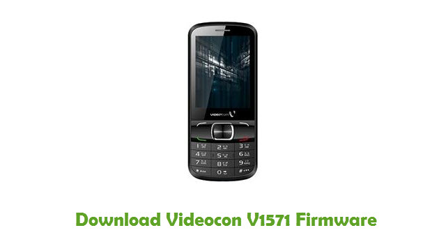 Download Videocon V1571 Firmware