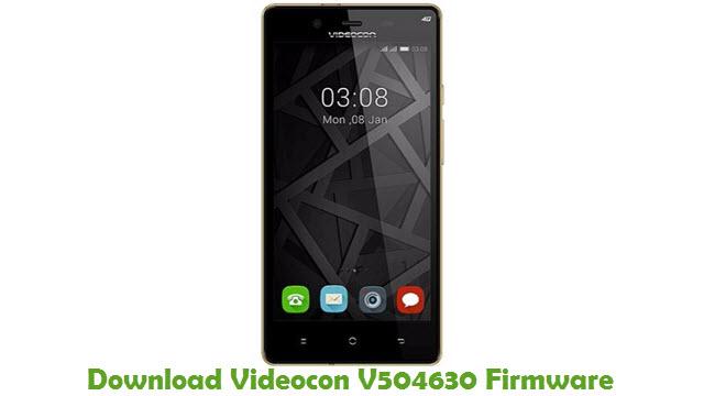 Download Videocon V504630 Firmware