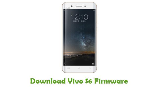 Vivo S6 Stock ROM
