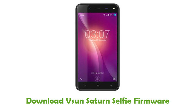 Vsun Saturn Selfie Stock ROM