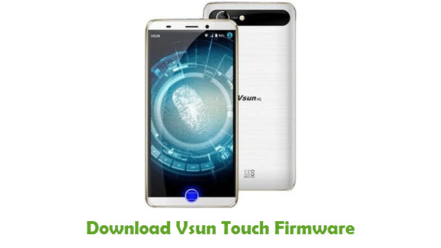 Download Vsun Touch Stock ROM