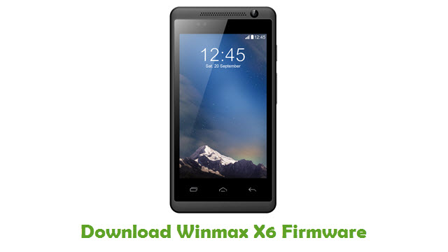 Download Winmax X6 Firmware