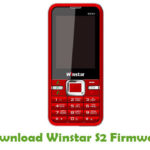 Winstar S2 Firmware
