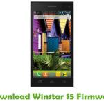 Winstar S5 Firmware