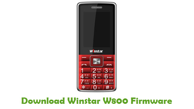 Download Winstar W800 Firmware