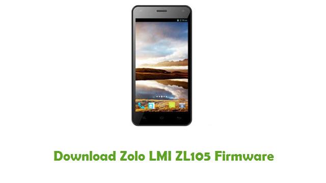 Zolo LMI ZL105 Stock ROM