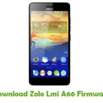Zolo Lmi A66 Firmware