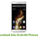 Zolo ZL101.R5 Firmware
