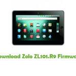 Zolo ZL101.R9 Firmware