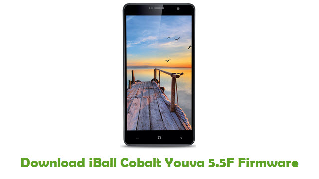 Download iBall Cobalt Youva 5.5F Firmware