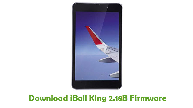 Download iBall King 2.18B Firmware