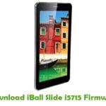 iBall Slide i5715 Firmware