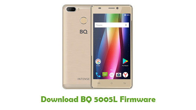 Download BQ 5005L Firmware