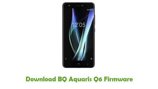 Download BQ Aquaris Q6 Firmware