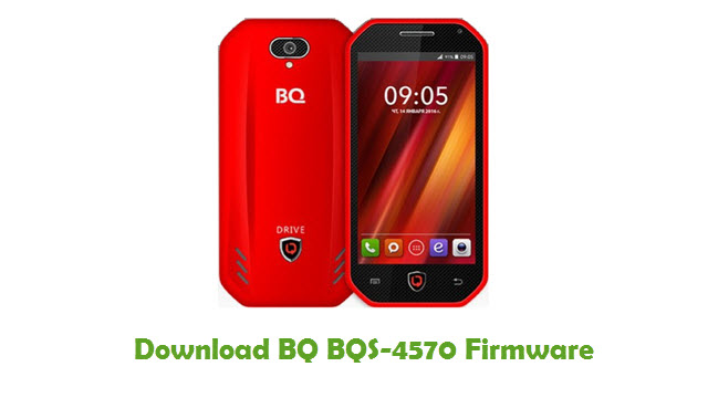 Download BQ BQS-4570 Firmware