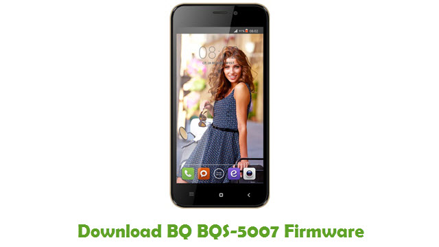Download BQ BQS-5007 Firmware