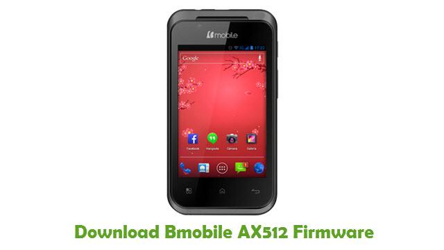 Download Bmobile AX512 Stock ROM