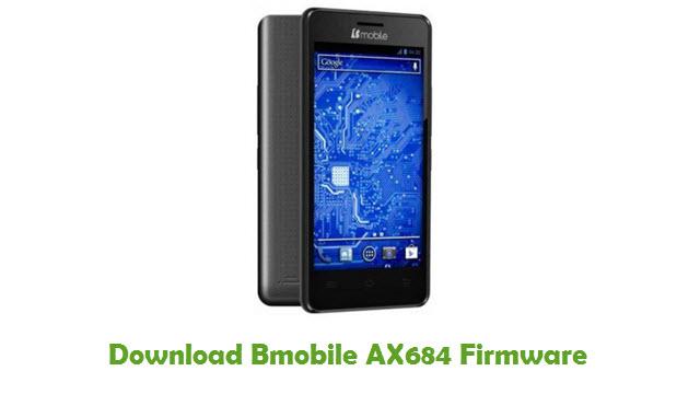 Download Bmobile AX684 Stock ROM