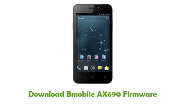 Download Bmobile AX690 Stock ROM