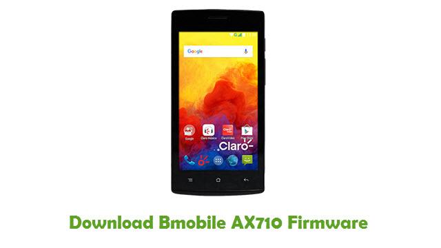 Download Bmobile AX710 Stock ROM