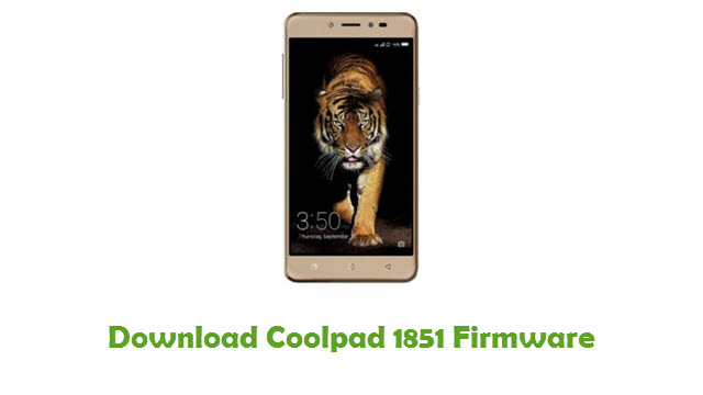 Download Coolpad 1851 Firmware