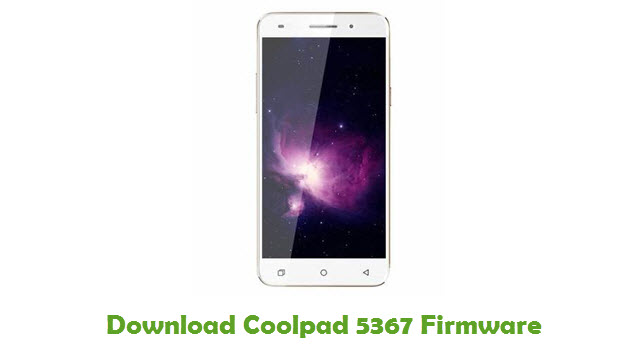 Coolpad 5367 Stock ROM
