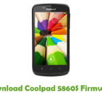 Coolpad 5860S Firmware