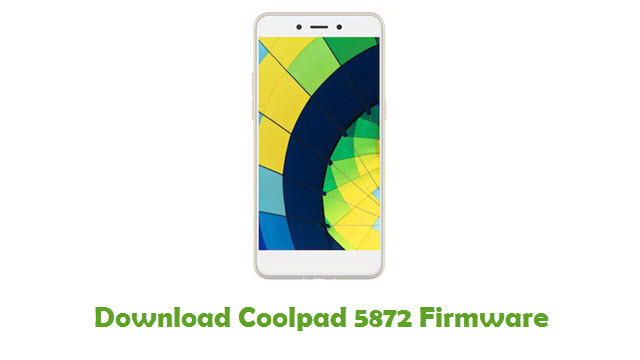 Coolpad 5872 Stock ROM