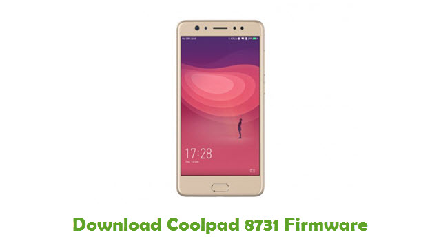 Coolpad 8731 Stock ROM