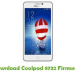 Coolpad 8732 Firmware