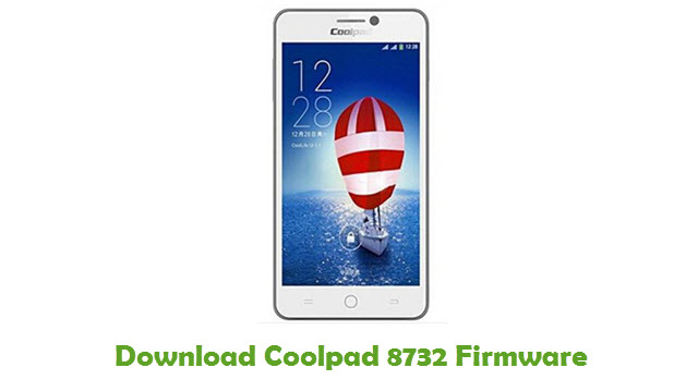 Coolpad 8732 Stock ROM