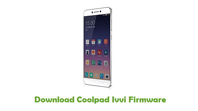 Download Coolpad Ivvi Firmware