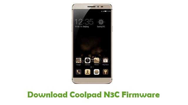 Coolpad N3C Stock ROM