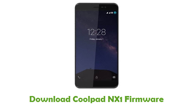 Coolpad NX1 Stock ROM