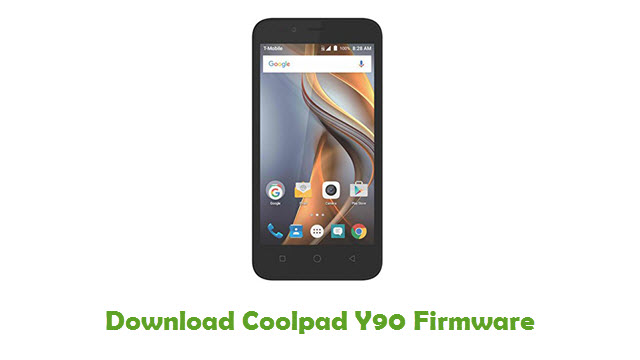 Download Coolpad Y90 Firmware - Android Stock ROM Files