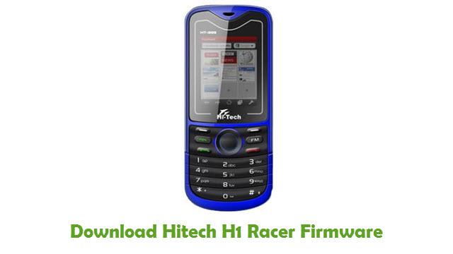 Download Hitech H1 Racer Firmware