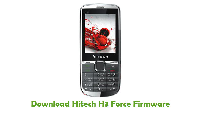 Download Hitech H3 Force Firmware
