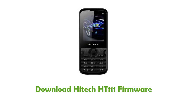 Download Hitech HT111 Stock ROM