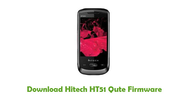 Download Hitech HT51 Qute Stock ROM