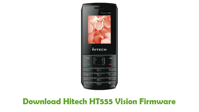 Download Hitech HT555 Vision Firmware