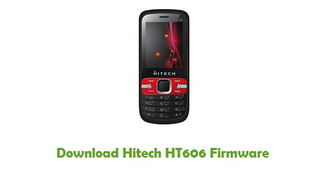 Hitech HT606 Stock ROM