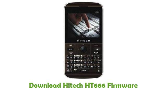 Download Hitech HT666 Firmware