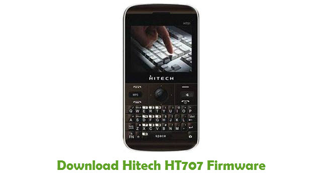 Download Hitech HT707 Firmware