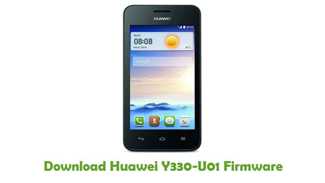 Huawei Y330-U01 Stock ROM