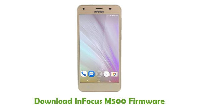 InFocus M500 Stock ROM
