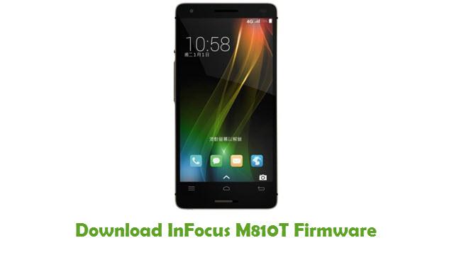 Download InFocus M810T Stock ROM