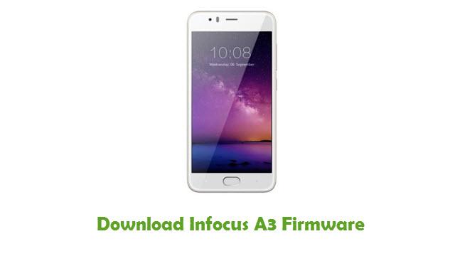 Infocus A3 Stock ROM